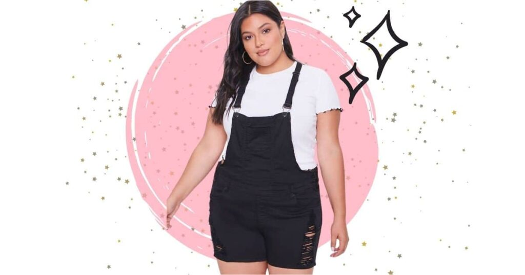 How to wear dungarees plus size