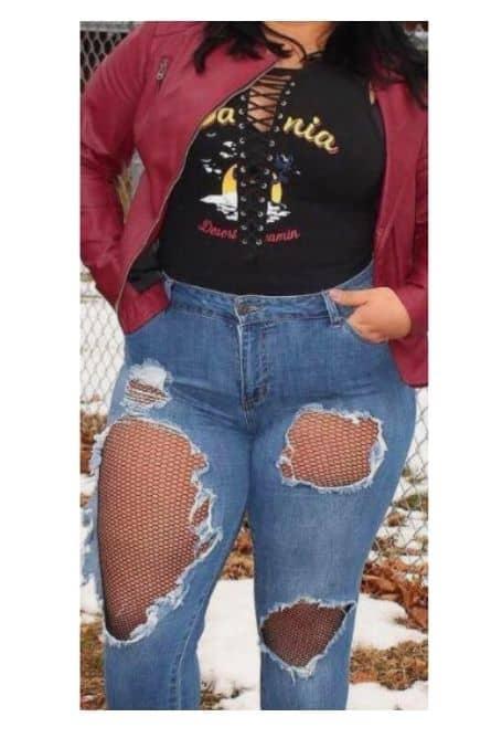 plus size rap concert outfit ideas