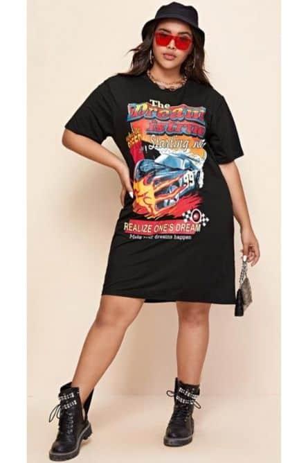 plus size rock concert outfit ideas