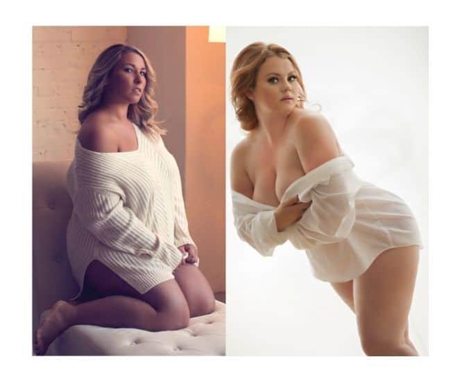 PLUS SIZE BOUDOIR shoot OUTFIT IDEAS,  lingerie outfits for curvy ladies, boudoir outfits that hide stomach