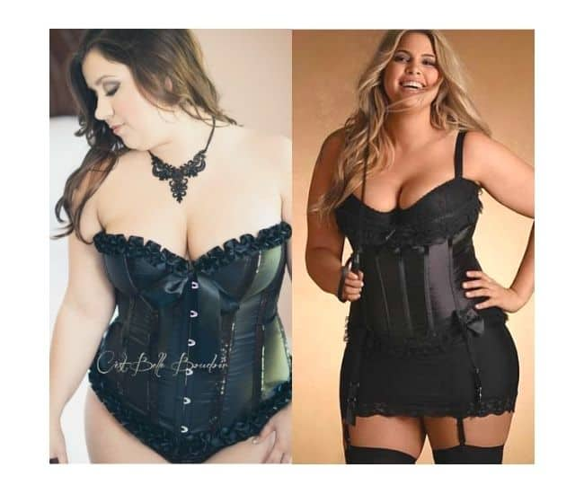 boudoir outfits that hide stomach