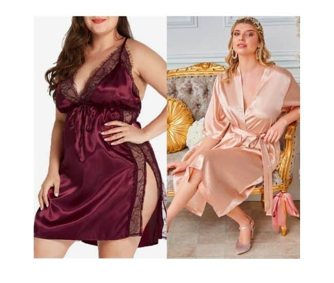 lingerie outfits for curvy ladies,