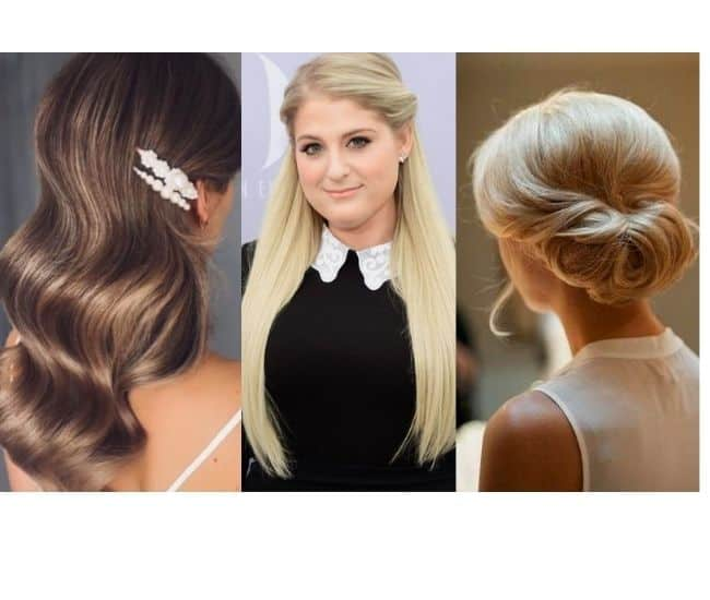 hairstyles for CHRISTENING
