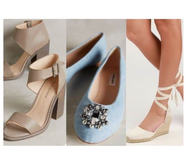 shoes for CHRISTENING