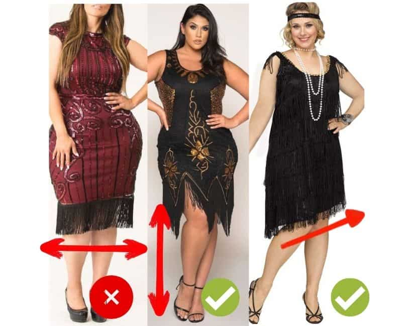 great gatsby party outfit ideas plus size