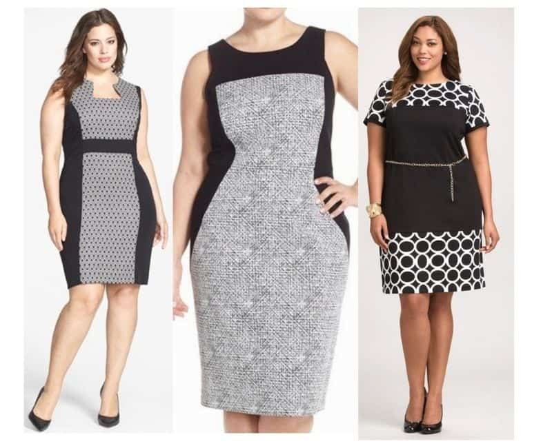 how to dress professionally as plus size